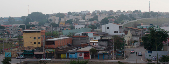 São Paulo's periphery - Scientific & cultural tour: peripheries <> centralities - April 19, 2015