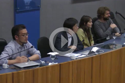 Video - Institutional Support and Audiovisual Reports's presentation