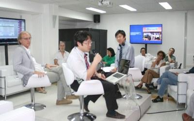 Martin Grossmann, Susumu Saito and Dapeng Cai