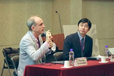 Encontro de Diretores do Ubias na National Taiwan University - 27 a 29 de novembro de 2014