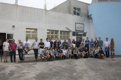 Group at the CREN - April 19