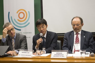 Carsten Dose, Dapeng Cai and Hernan Chaimovitch