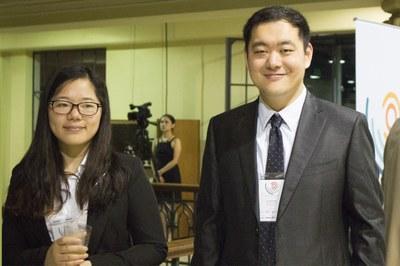 Ye Lin and Liu Yangyang