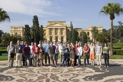 USP's Paulista Museum - Scientific & cultural tour: USP and Modernist São Paulo - April 18, 2015
