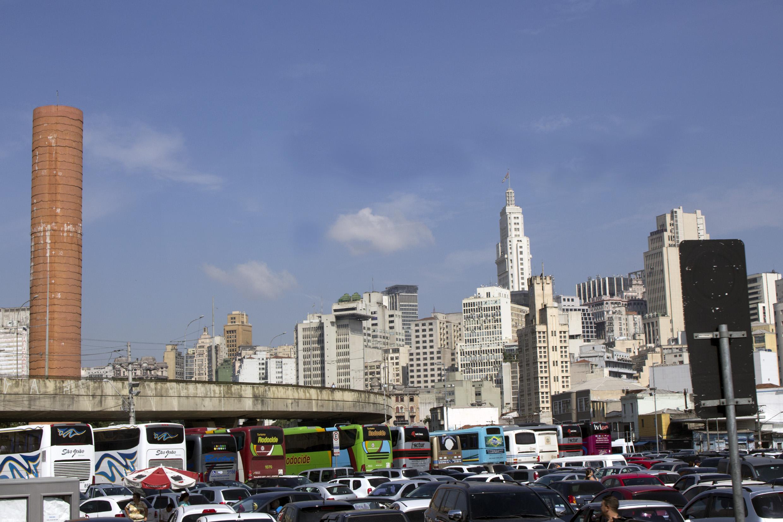 São Paulo skyline - Scientific and cultural tour: USP and Modernist São Paulo - April 18, 2015