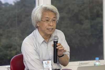Talk with Takao Kondo - April 22, 2015