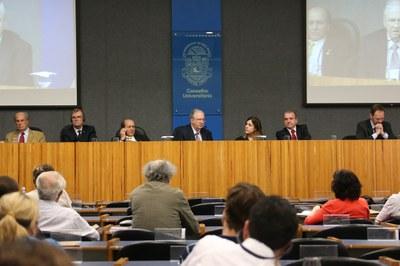 "Debate ""The Future of the Universities"" - April 24, 2015"