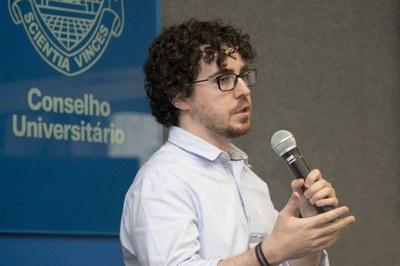 André Cravo Mascioli's presentation - April 21, 2015