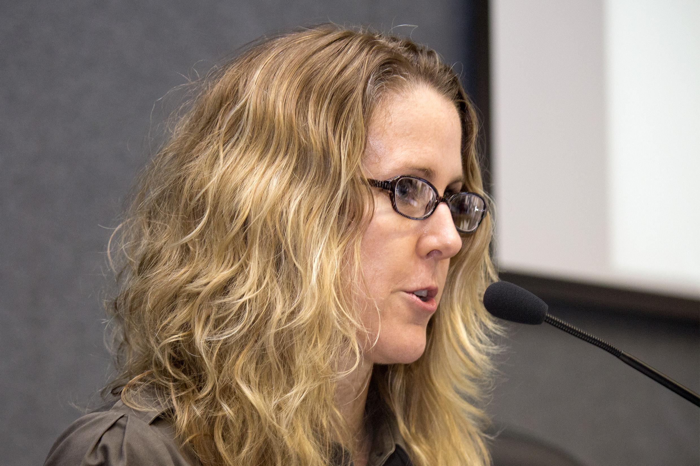 Nikki Moore's presentation - April 21, 2015