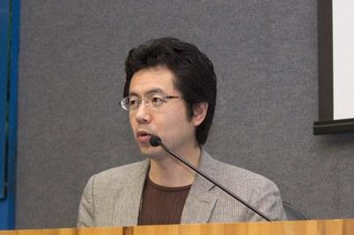 Kazuhisa Takeda's presentation - April 26, 2015