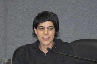 Julia Buenaventura's presentation - April 26, 2015
