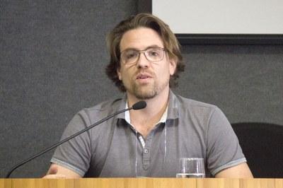 Marius Müller's presentation - April 25, 2015