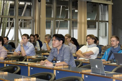 Master class with José Goldemberg