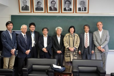Dapeng Cai, Shigeaki Zaima, Susumu Saito, Naoshi Sugiyama, Takao Kondo, Regina P. Markus, Takaho Ando and Martin Grossmann
