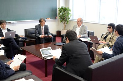 Planning Meeting of the Intercontinental Academia in Nagoya - April 23-27, 2014