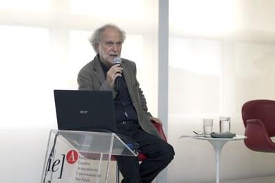 Talk with Massimo Canevacci - April 27, 2015
