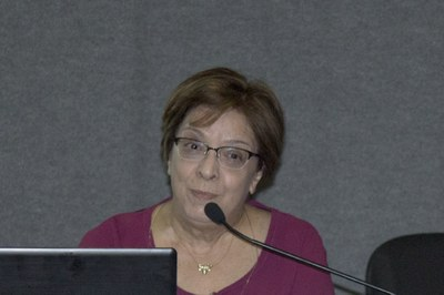 Talk with Vera Lucia Imperatriz - April 25, 2015