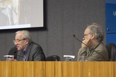 Talk with Karl-Heinz Kohl, mediated by Massimo Canevacci - April 22