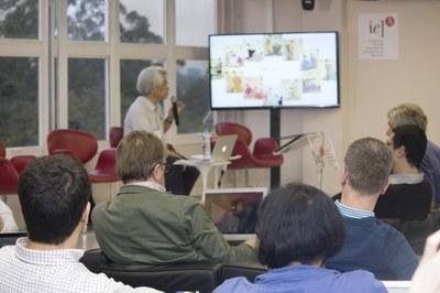 Talk with Takao Kondo - April 22, 2015