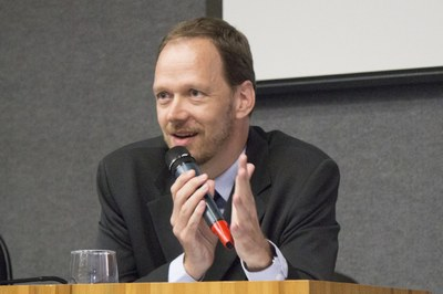 Klaus Capele on the debate The Future of the Universities - April 24, 2015