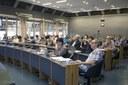 Participants during José Goldemberg master class